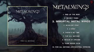 Metalwings - For All Beyond [Full Album][2018]