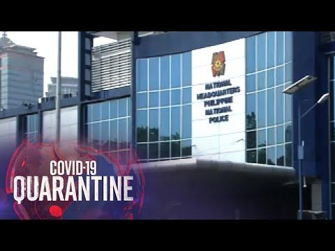 [ABS-CBN]  42 pang pulis, nagpositibo sa COVID-19 | News Patrol