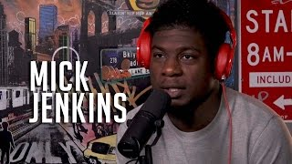 Ebro In The Morning - Mick Jenkins Talks Mumble Rap, Chicago & Spits Bars on Ebro in the Morning