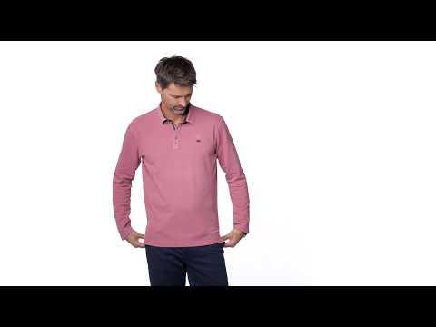 LERROS Herren Polohemd lang - 234.636 | Personalshop