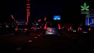 Ben je echt een gevaar voor het verkeer met wiet op? deel 3