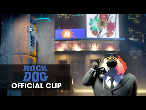 Rock Dog (Clip 'It Didn't Come Together')