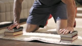 Упражнения для грудных мышц: глубокие отжимания