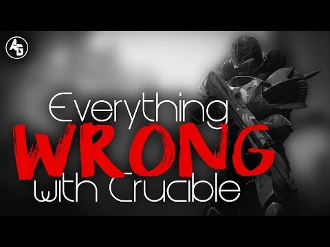 Everything wrong with Destiny 2 Crucible