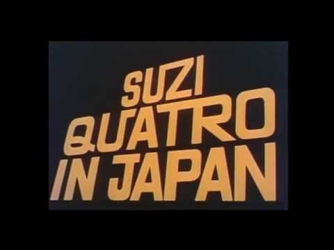 SUZI QUATRO I MAY BE TOO YOUNG LIVE IN JAPAN 75