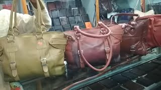 Leather Ladies Bag For Various  Purpose