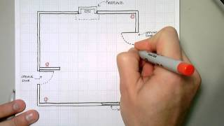 HAND DRAFTING - ELECTRICAL & LIGHTING DESIGN