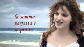 Vieni con me Chiara Galiazzo Karaoke (Base al piano con testo)