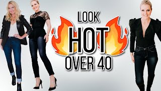 5 Subtle Ways to LOOK SMOKIN' HOT and ATTRACTIVE over 40  | Fashion Over 40