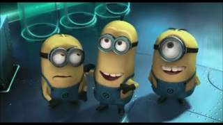 Black M - Frérot ft soprano version minions (Version Minions)