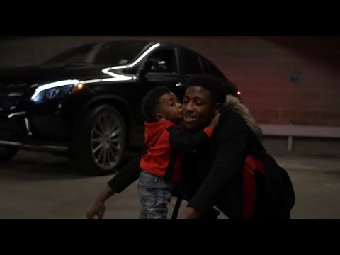 NBA YoungBoy Never Broke Again -  Solar Eclipse Remix (feat. Moe Young) [Official Video]