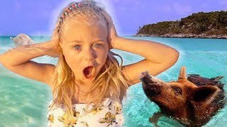 FACING OUR BIGGEST FEARS IN THE BAHAMAS!!!