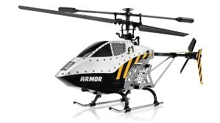 Syma F1 Armor FP Helicopter Maiden +1