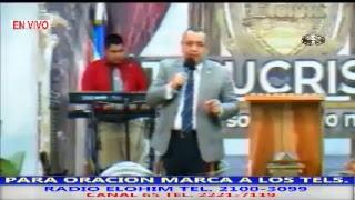 Tema: 3 Clases De Sana Doctrina  Culto Del Jueves 24 Enero 2018  M.c.elohim -central. El Salvador