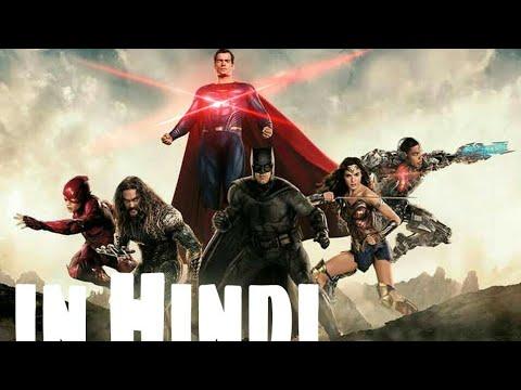 Justice League HD 720p Trailer 2 in Hindi Dubbed superman return