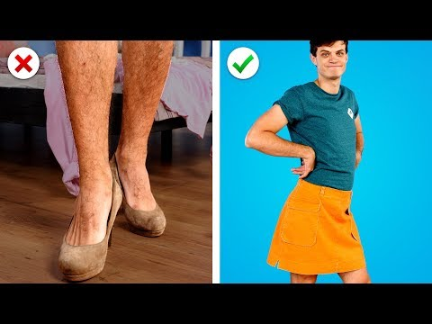 Don't Pretend - Just Do 11 DIY Clothing and Fashion Hack Ideas