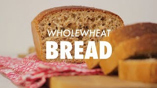 vegan whole wheat bread machine recipe