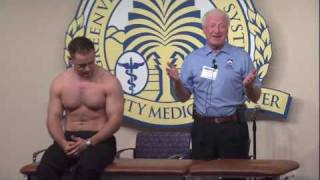 Shoulder Exam - Dr. Hawkins