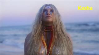 "Kesha - Old Flames Can`t Hold A Candle To You ""with lyrics"""