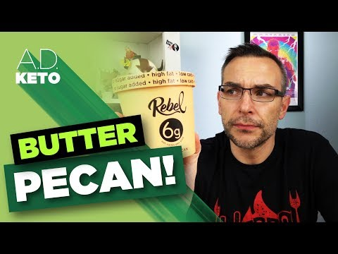 Download Rebel Creamery Butter Pecan Ice Cream Review Six Net C
