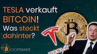 Hat Tesla ihr Bitcoin verkaufen?