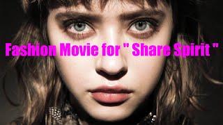 "Fashion Movie for "" Share Spirit "" Fix Cine Camera and BETA85X FPV DRONE"
