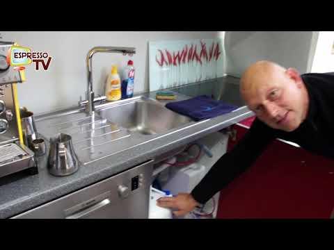 Topwasser Umkehrosmoseanlage für Espressomaschinen