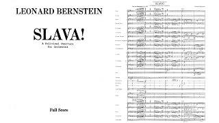Leonard Bernstein - Slava! A Political Overture (1977)