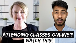 Attending Classes Online? WATCH THIS! Make the most of Online Class | Zoe Routh | @StudyAUOfficial