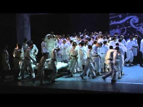 Verdi, 'Otello' (breve sequenza dall'Atto I°)
