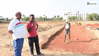 How to lay a strong turf cricket pitch / Laid by Cric Ethics (VIDEO IN HINDI)
