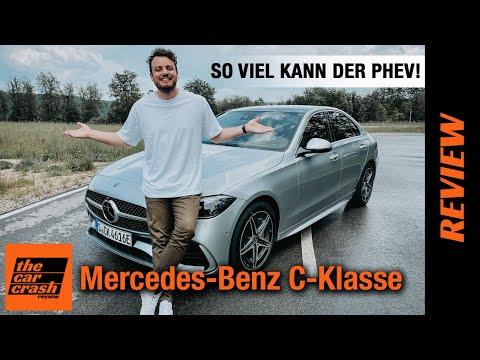 Mercedes C-Klasse 300 e im Test (2021) So viel kann der Plug-in Hybrid! Fahrbericht | Review | Preis