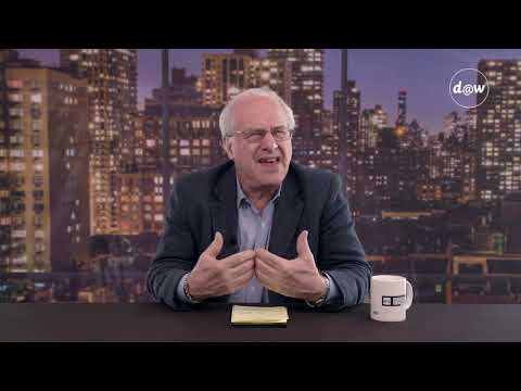 "The sides of the ""great debate"" between more or less government intervention - Richard Wolff"