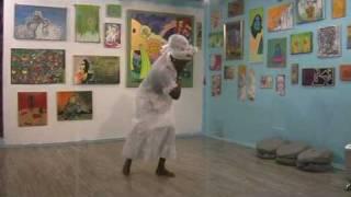 Obatalá Dance -- Marta Ruiz