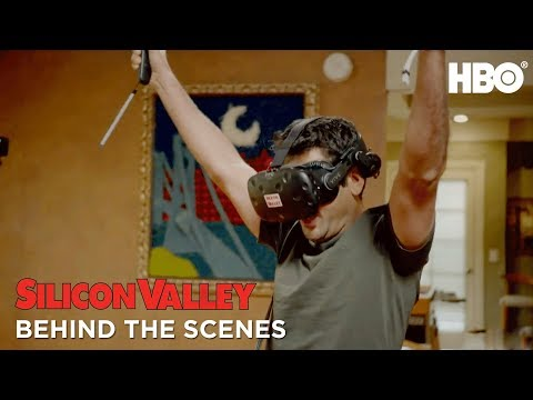 Silicon Valley: Inside The Hacker Hostel VR with Thomas Middleditch and Kumail Nanjiani | HBO