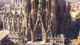 Obra incompleta: La Sagrada Familia | Euromaxx