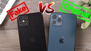 100€ iPhone 12 Pro Max! Lohnt sich das?! Fake vs Original
