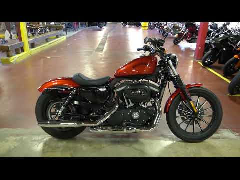 2013 Harley-Davidson Sportster® Iron 883™ in New London, Connecticut - Video 1