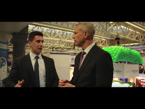 , title : 'Kevin Brown, CTO, Schneider Electric talks data centres, IoT and millennials'