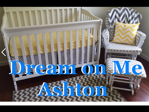 Dream on Me Ashton Crib Review