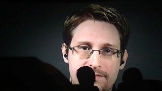 Snowden Live Stream Event | September 14th