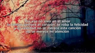 Danny Romero Ft  Sanco   No Creo En El Amor Letra (Goku Black)