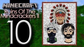 Minecraft Ruins Of The Mindcrackers II - EP10 - Frozen Beards
