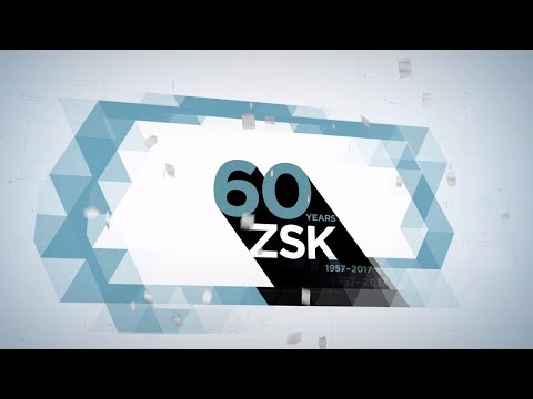 ZSK Twin Screw Extruder Turns 60