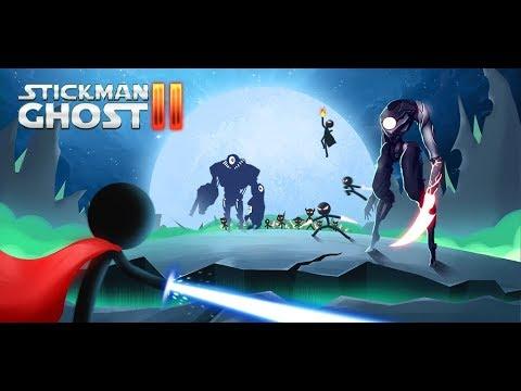 Vídeo do Stickman Ghost 2: Gun Sword