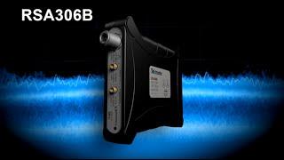 Видео о RSA306B с YouTube