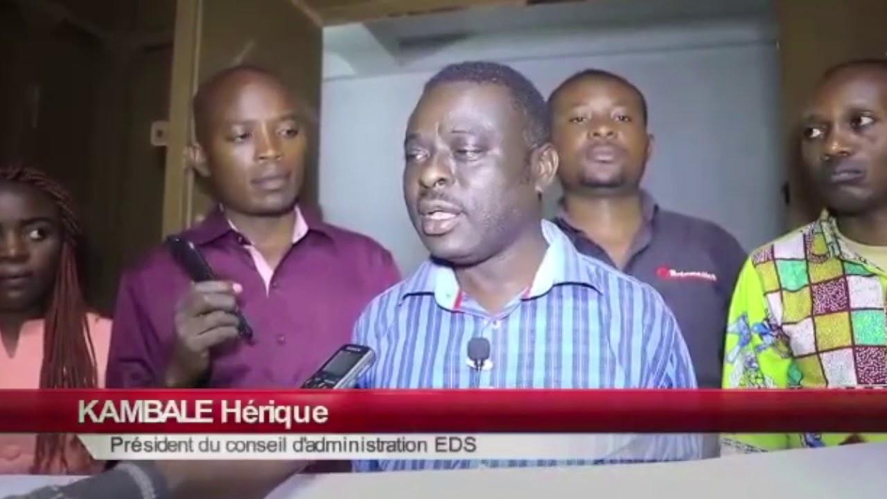 Congo: Etoile du Sud in actie tegen corona