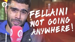 Fellaini Not Going Anywhere  Manchester United 20 Hull City  REVIEW