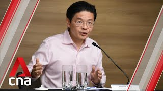 """""""If the place is full ... 'tapao'"""": Lawrence Wong on dining out amid COVID-19"""
