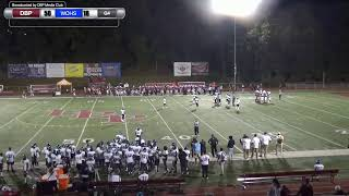 Don Bosco Prep Football vs West Orange